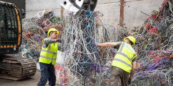 Ανακύκλωση καλωδίων Θεσσαλονίκη